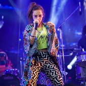 Yana Blinder (Bosco Fresh Fest 2014, Moscow)