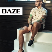 "Lookbook ""DAZE 16/17"""
