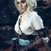 "Cosplay - ""The Witcher 3 / Ciri"""