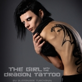 The Girl with the Dragon Tattoo Cosplay Photo