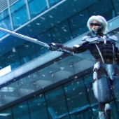 "Raiden ""Metal Gear Rising: Revengeance"" / May 2015"