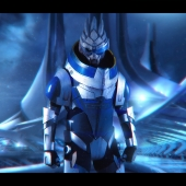 "Cosplay ""Mass Effect"""