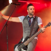 Skillet (Park Live 2014, Moscow)