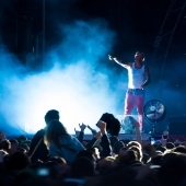 The Prodigy (Park Live 2014, Moscow)