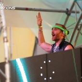 David Guetta /Fruit Vibrations 2014 / Moscow